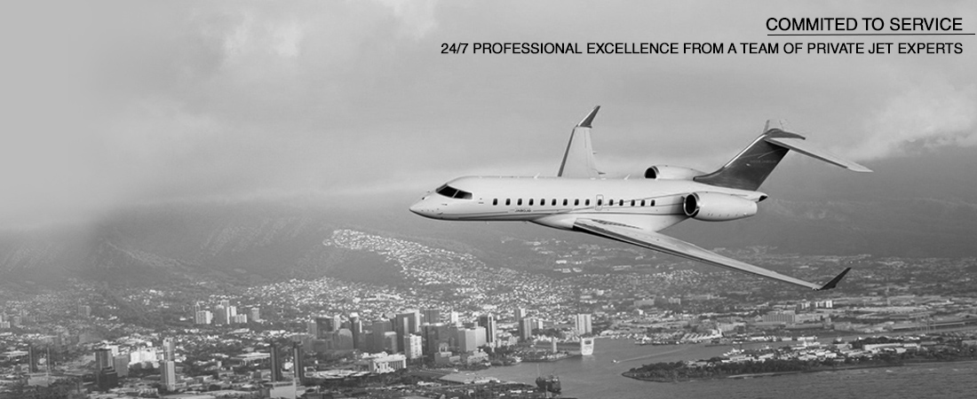 Banner Only Private Jets