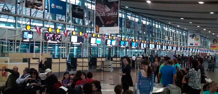 Chile Airport