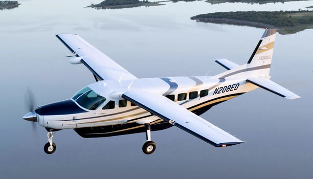Cessna Caravan Flight